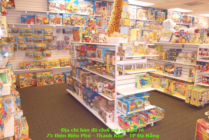 Địa chỉ bán đồ chơi trẻ em uy tín